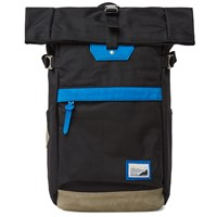 Master Piece Over V6 Roll Top Backpack Black
