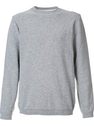 Norse Projects Crew Neck Jumper Grey