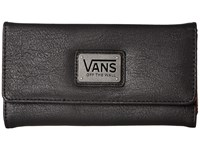 Vans Chained Reaction Wallet Black Cuban Floral Wallet Handbags