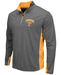 Colosseum Men's Tennessee Volunteers Ridge Runner Quarter Zip Pullover Gray