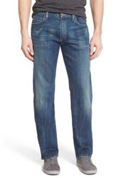 Citizens Of Humanity 'Sid' Straight Leg Jeans Lawrence Blue