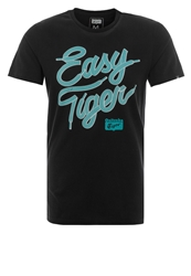Onitsuka Tiger By Asics Onitsuka Tiger Easy Tiger Print Tshirt Performance Black