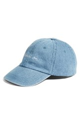 David And Young Women's Dream On Baseball Cap