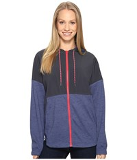 Columbia Lost Lager Hoodie Bluebell Heather Women's Sweatshirt