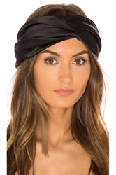 Eugenia Kim Malia Headband Black