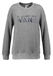 Vans Teachers Pet Sweatshirt Mottled Grey