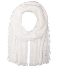 Smartwool Summit County Scarf Natural Scarves Beige