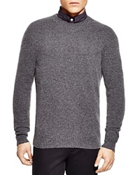 Steven Alan Seamless Sweater Charcoal