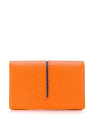 Tod's Coin Wallet Orange