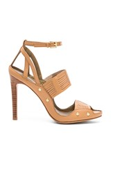 Twelfth St. By Cynthia Vincent Jigsaw Heel Tan