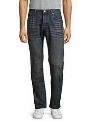 Earnest Sewn Dean Skinny Fit Jeans Medium Blue