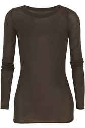 Enza Costa Cashmere Top