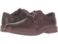 Dockers Canehill Brown Burnished Full Grain Men's Lace Up Casual Shoes