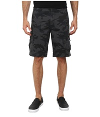 Fox Slambozo Cargo Camo Shorts Grey Camo Men's Shorts Multi
