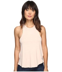 Billabong Seeing Stars Tank Top Rose Dust Women's Sleeveless Pink