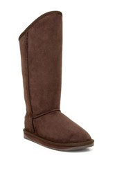Australia Luxe Collective Classic Cosy Genuine Sheepskin Long Boot Brown