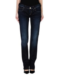 Dek'her Denim Pants Blue