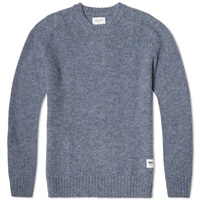 Wood Wood Kevin Sweater Stone Wash