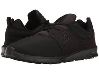 Dc Heathrow Black Black Black Skate Shoes