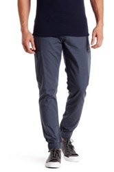 Original Penguin Double Dye Cargo Jogger Blue