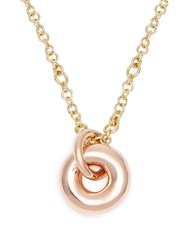 Spinelli Kilcollin Nebula 18Kt Rose Gold Pendant Necklace