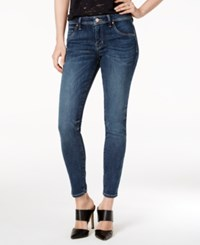 Guess Mid Rise Jeggings Dark Wash
