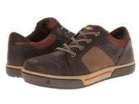 Keen Utility Destin Low Cascade Brown Bombay Brown Men's Work Lace Up Boots Gray