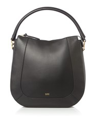 Hugo Boss Gretel Hobo Bag Black