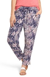 Roxy Women's Electric Mile Print Woven Pants