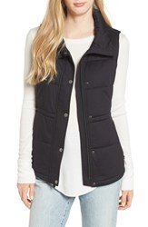 The North Face 'Pseudio' Quilted Vest Black