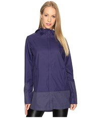 Lole Stratus Jacket Dark Spectrum Women's Coat Purple