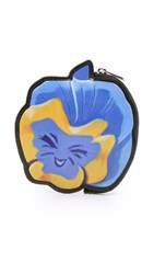 Marc By Marc Jacobs Garden Flower Coin Pouch Bluet Flower
