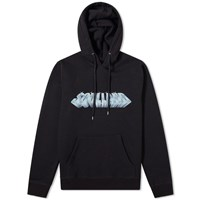 Soulland Antonius Logo Hoody Black
