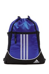 Adidas Alliance Ii Sackpack Blue