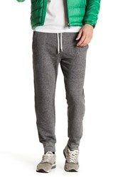 Save Khaki French Terry Sweatpant Gray