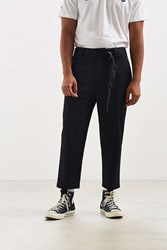 Urban Outfitters Uo Easy Work Pant Black