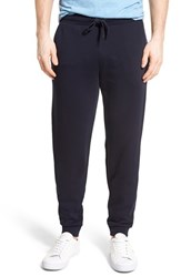 Men's Lacoste Drawstring Sweatpants Navy Blue