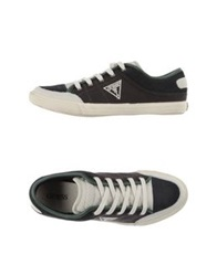 Guess Low Tops And Trainers Dark Blue