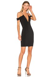 Jay Godfrey Hoy Dress Black