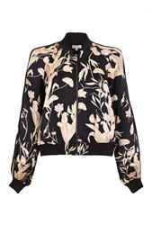 Ghost Anya Jacket Briony Bloom Multi Coloured Multi Coloured