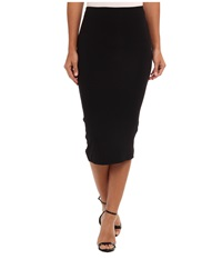 Michael Stars Esa Convertible Pencil Skirt Black Women's Skirt