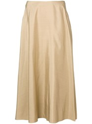 Theory Volume Skirt Neutrals