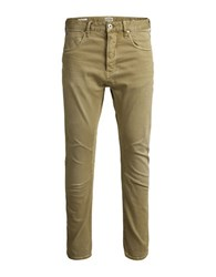 Jack And Jones Luke Jos 999 Jeans Cornstalk