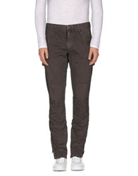 Mason's Trousers Casual Trousers Men Dark Brown