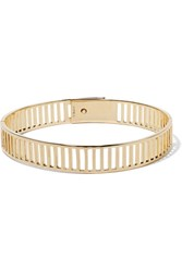 Arme De L'amour Gold Plated Choker
