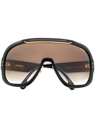Carrera Epica Oversized Sunglasses Black