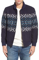 Men's Pendleton 'Mill' Water Resistant Baseball Jacket