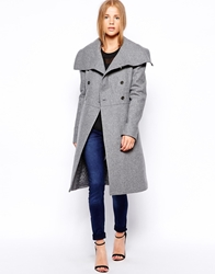 Mango Grey Coat