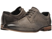 Steve Madden Jumboe Light Grey Men's Lace Up Casual Shoes Gray