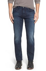 Men's 7 For All Mankind 'Straight Foolproof' Slim Straight Leg Jeans Alpha